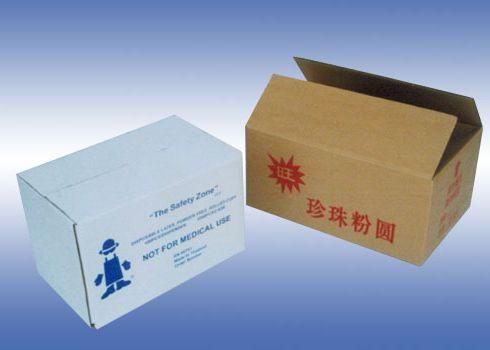 哈尔滨五常市大米包装纸箱厂电话_UV上光印刷品出现黄变现象的原因分析